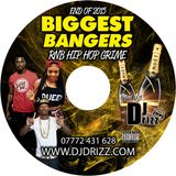 End Of 2015 Biggest Bangers  Of RnB Hip Hop & Grime Bangaz