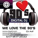 DJArif_WeLoveThe90s_Too_VOLUME1, 90's Dance, House, Euro!