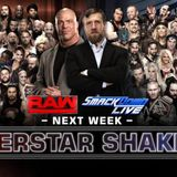 VS-Podcast #190, WWE Superstar Shake-Up Review