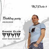 Pacho Birthday mix 08.08.2006