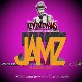 DJ Kevin Evans Presents JAMZ
