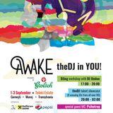 AWAKE theDJ in YOU! - WELLKROW
