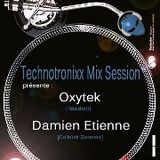 Damien Etienne -Technotronixx Mix Session 04.10.2012