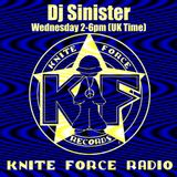 Dj-Sinister - In-Ter-Hard-Core Show - Live Mix for Knite Force Radio - 15-08-2018