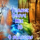 Trance Drive Mix Episode 018 ~ 4 Seasons