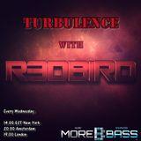 R3DBIRD - Turbulence 24 on Morebass