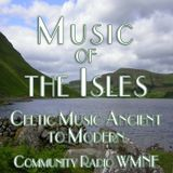 Music of the Isles on WMNF Sept 5, 2019 Irish Singer/songwriters