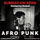 SPINr MAY 1 - AFRO PUNK feat. SATE interview