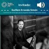 Entrevista - Guillem Errando Simón - Concierto de aniversario Orquesta Esperanza Azteca