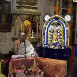 Day 1 of Narayaneeyam Upanyasam by Sengalipuram Sri U Ve S K Vasudeva Bhattachariar