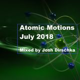 Atomic Motions - July 2018