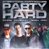 IPR - Party Hard Mixed by DJ Gosh, DJ EDN, DJ PaiPai, DJ Fameway