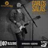 Ktarsis con Carlos Salas 07-10-16
