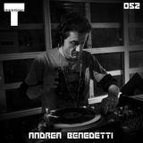 T SESSIONS 052 - ANDREA BENEDETTI