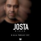 B+allá Podcast 227 Josta