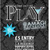 Play @ Amagi 23/3/11 Promo Mix