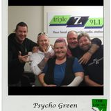 Interview with Psycho Green 19 May 2016 on The Local - SA