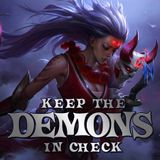Keep The Demons In Check