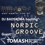 Nordic Groove with Guest TOMASH (PL , UK)
