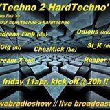 St_K @ 'Techno 2 HardTechno' (part 6 11.04.2014