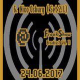 Nico Osburg (Set 2.1) - Live at FreakShow Broadcast Vol. 11 (24.06.2017 @ Mixlr)