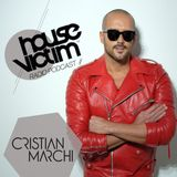 CRISTIAN MARCHI presents HOUSE VICTIM 046  [Podcast - Radio Show] October 2016 Mix