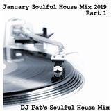 Pat's January Soulful House Mix Part 1.m4a