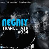 Alex NEGNIY - Trance Air #334