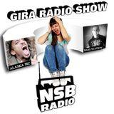 GIRA RADIO SHOW on NSB RADIO, 4 MARTA