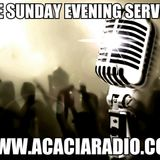 The Sunday Evening Service with Ian Hales