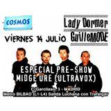 Cosmos Bar Madrid - GuilleMODE - PRE SHOW MIDGE URE (ULTRAVOX) - 14/07/2017