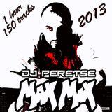 DJ Peretse - Max Mix 2013 (150 trax in 1 hour)