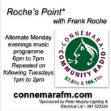 Connemara Community Radio - 'Roche's Point' with Frank Roche - 23sept2019