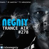 Alex NEGNIY - Trance Air #278