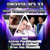 UpBeat 045 Mixed by Double 6 (Live @ Room 18 Epic Trance Force 001)