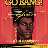 Paul Goodyear's Early Set at Go BANG!'s Tribute to Sylvester, September 2015
