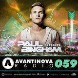 #59 PAUL BINGHAM - AVANTINOVA RADIO