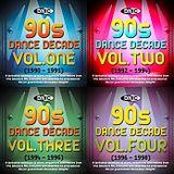 DMC Dance Decades The 90s