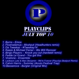 Playclips Top 10 Sessions July 2014