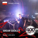 Jordan Suckley – FSOE 400 Stocznia, Gdansk, Poland [14.08.2015]