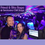 Primal & Rita Raga live DJ set + vocals @ Serotonina chill stage. Progresja club, Warszawa 2.2.2019