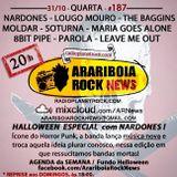 # 187 Arariboia Rock News - 31.10.2018 - Especial Nardones