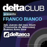 Delta Club presenta Franco Bianco (15/3/2012)