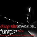 Deep Site Sessions Radio Show 001 with Rory Cochrane & Funtom