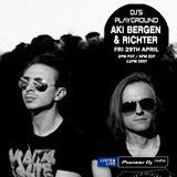 AKi Bergen & Richter (April 2016) - Pioneer DJ's Playground
