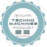 SINAWI - TECHNO MACHINES podcast