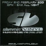 The Ratpack Slammin Vinyl 02.02.2001