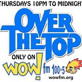 Over The Top Drum and Bass Special - Friday 3 October 2014