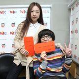 20140202 Hit FM新春特別節目:陳綺貞 × 黃小楨