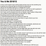 You&Me 2018/12